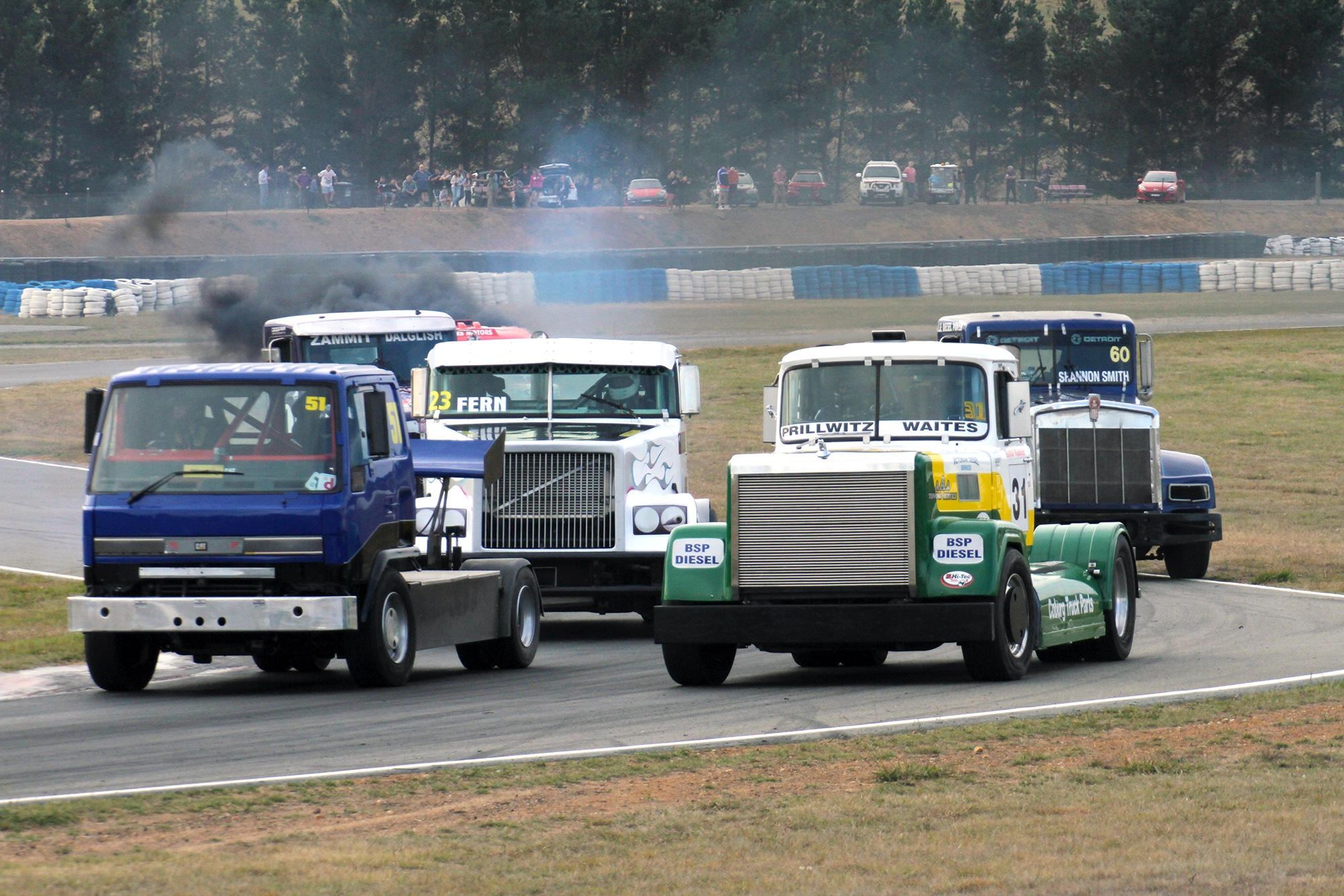 National Truck Title to be Decided at Wakefield