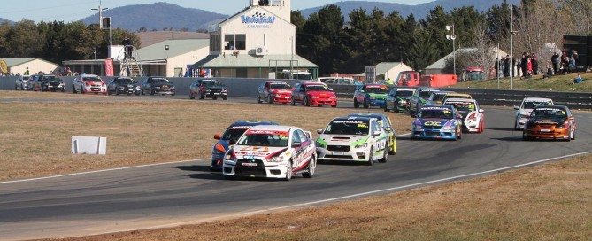 Image result for Motor Racing at Wakefield Park