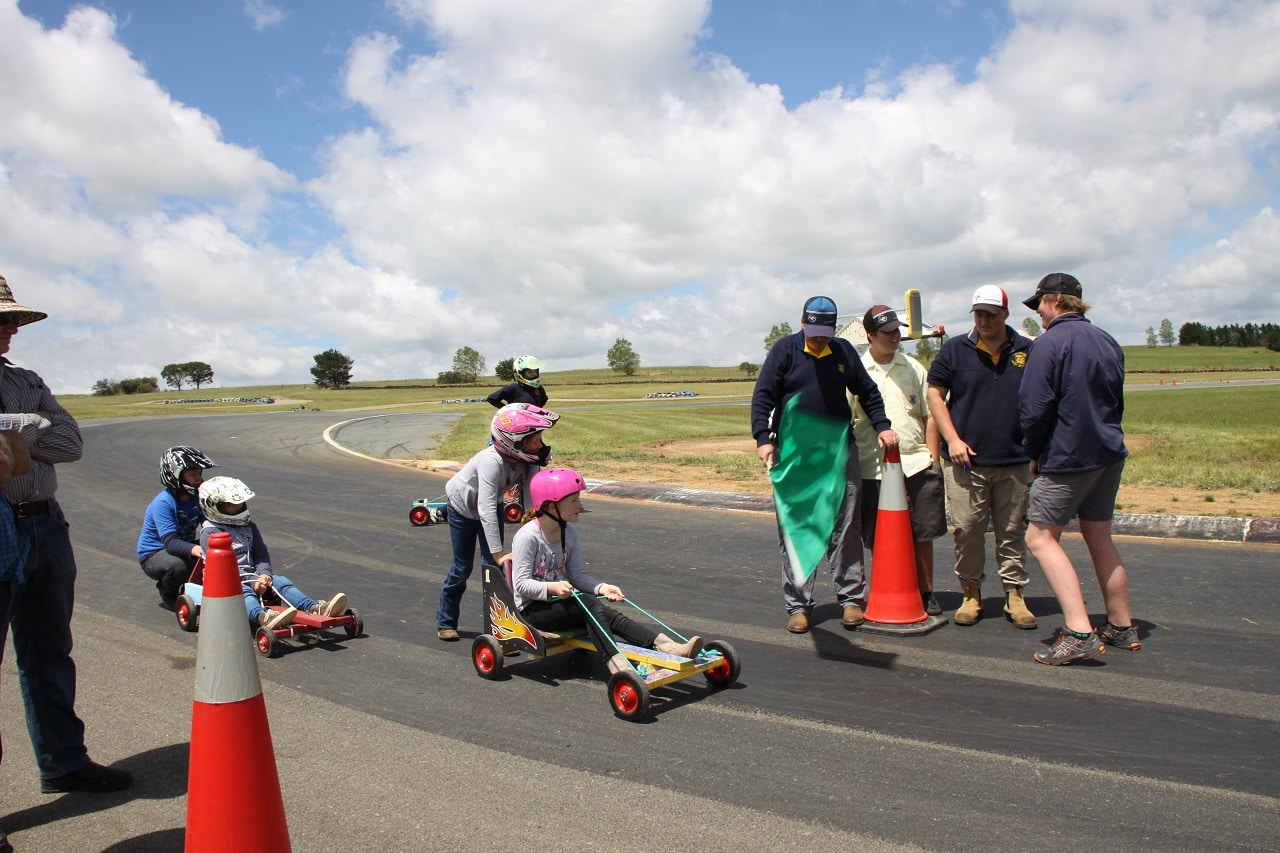 Fun for Everyone at Billy Cart Derby